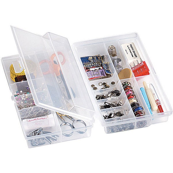 ArtBin Quick Flip Clear Storage Box