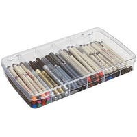 ArtBin Prism 6-compartment Clear Craft Box