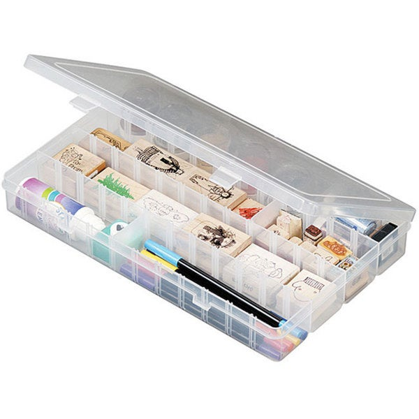 Artbin Solutions Clear Craft Box