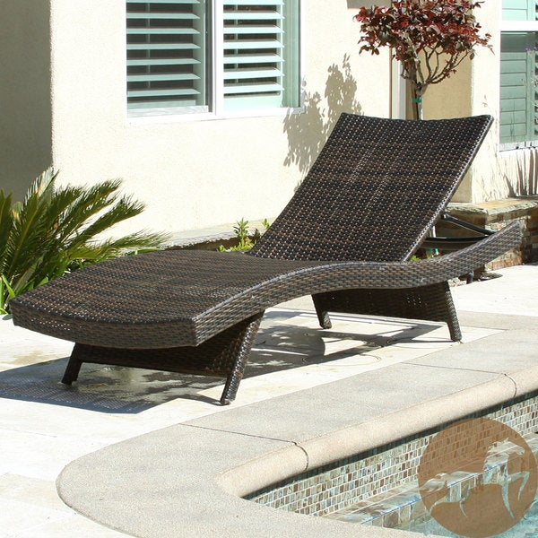 Shop Christopher Knight Home Outdoor Brown Wicker