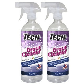 TECH Grout Cleaner 24 oz (Pack of Two)