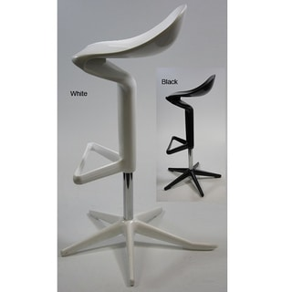 Chrome Counter Barstool Chair