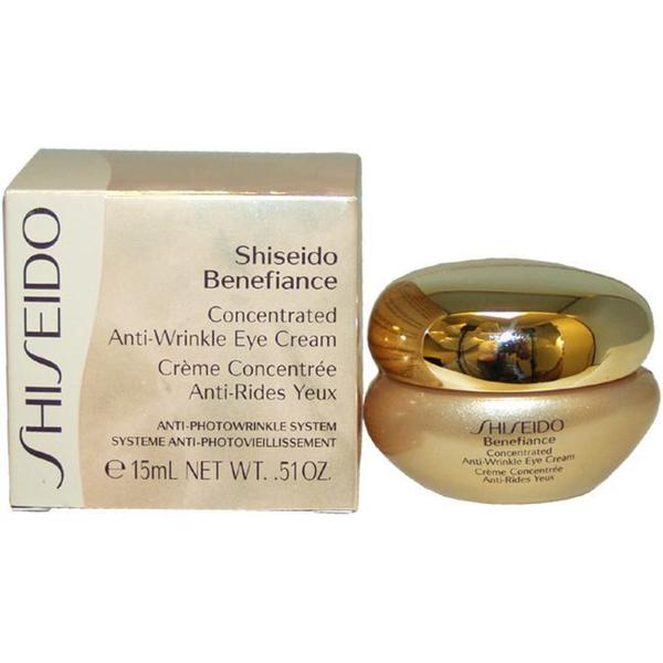 Shiseido Benefiance Concentrated Anti Wrinkle 15-ml Eye Cream