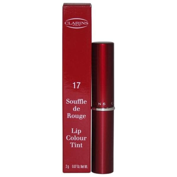 Clarins Lip Colour Tint #17 Frosted Peach Women's 0.07-ounce Lipstick