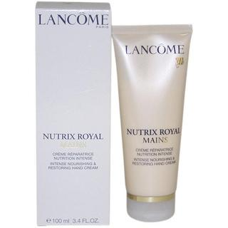Lancome Nutrix Royal Mains Intense Nourishing and Restoring 3.4-oz Hand Cream