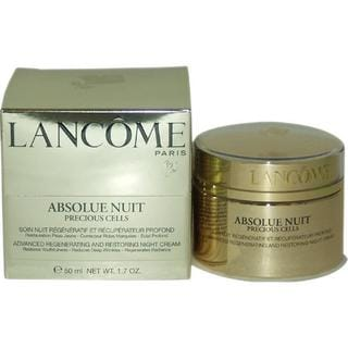 Lancome Absolue Nuit Precious Cells Advanced Regenerating and Reconst. 1.7-ounce Cream
