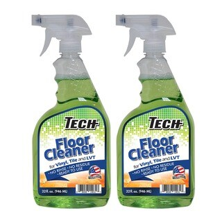 Tech Tile and Vinyl 32-oz Floor Cleaners (Pack of 2)