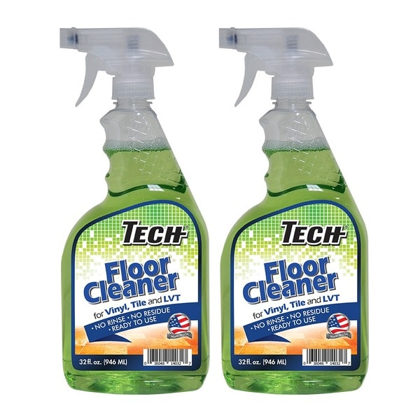 Shop Tech Tile And Vinyl 32 Oz Floor Cleaners Pack Of 2 Free