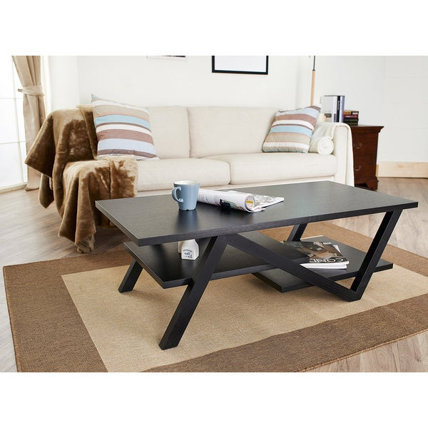 Furniture Of America Zoe Rectangular Coffee Table