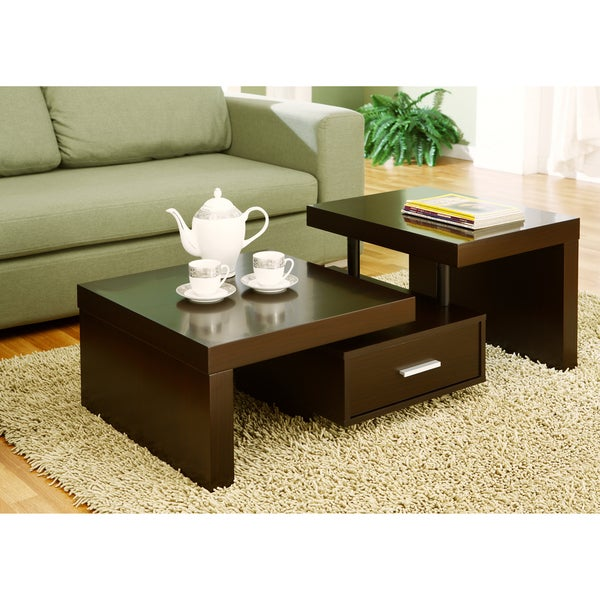 Furniture of America Kyle Modern Coffee Table