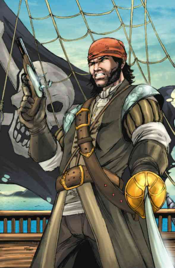 Silver Dragon Presents Tales of Adventure: Real Pirates (Paperback)