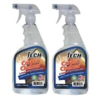 Tech 32-ounce Odorless Residue-free Carpet Cleaner (Pack of Two)