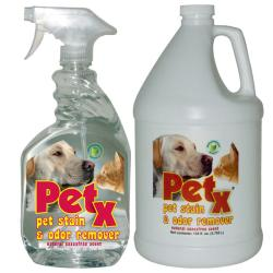 PetX One-gallon Sassafrass-scented Pet Stain and Odor Remover