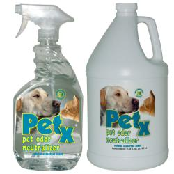 PetX One-gallon Sassafras Pet Odor Neutralizer with Bonus Spray