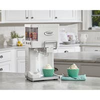 Cuisinart Mix-it-in Soft Serve 1.5-quart Ice Cream Maker