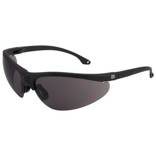BTB 300 Black and Smoke Sport Sunglasses