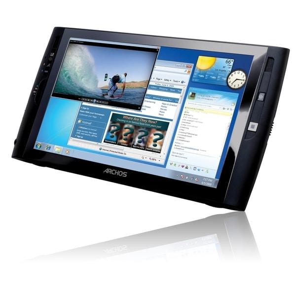 """Archos 9 Net-tablet PC - 8.9"""" - Wireless LAN - Intel Atom Z515 Single"""