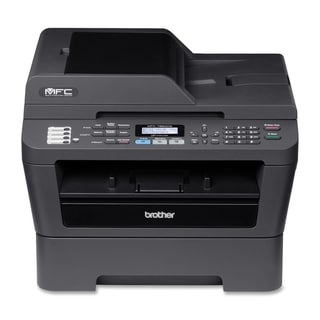 Brother MFC-7860DW Laser Multifunction Printer - Monochrome - Plain P