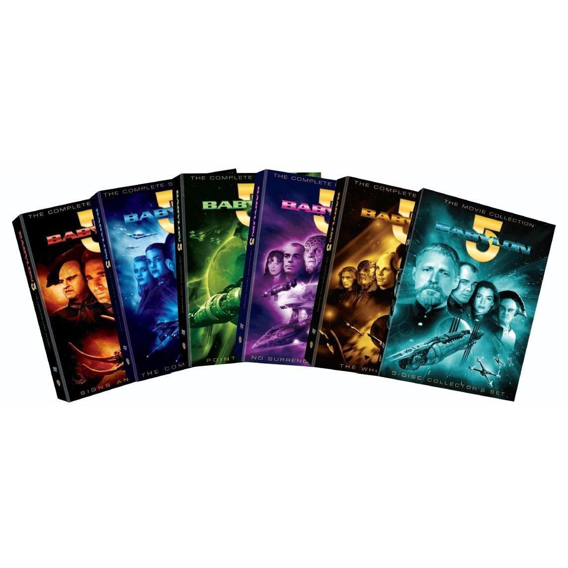 Babylon 5: The Complete Series (DVD)