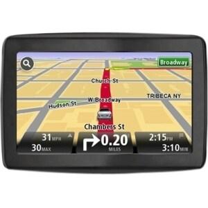 TomTom VIA 1505T Automobile Portable GPS Navigator