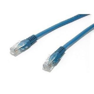 StarTech.com 100ft Blue Molded Cat5e UTP Patch Cable