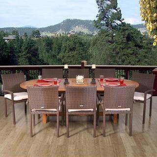 Amazonia OS Corsica 9-piece Dining Set