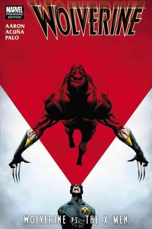 Wolverine: Vs. the X-Men (Hardcover)