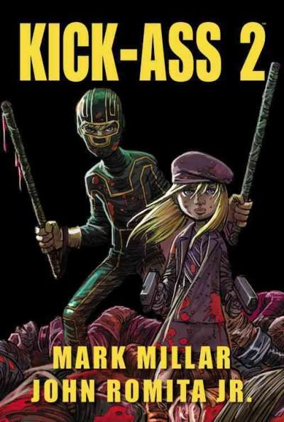Kick-Ass 2 (Hardcover) - Thumbnail 0