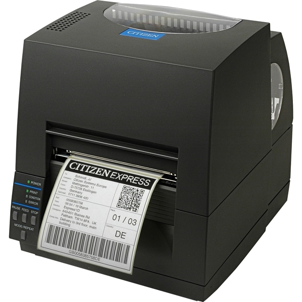 Citizen CL-S621 Direct Thermal/Thermal Transfer Printer - Monochrome