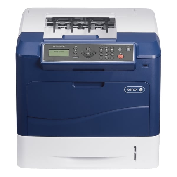 Xerox Phaser 4600DN Laser Printer - Monochrome - 1200 x 1200 dpi Prin