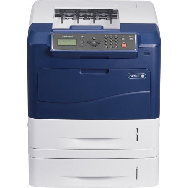 Xerox Phaser 4600DT Laser Printer - Monochrome - 1200 x 1200 dpi Prin