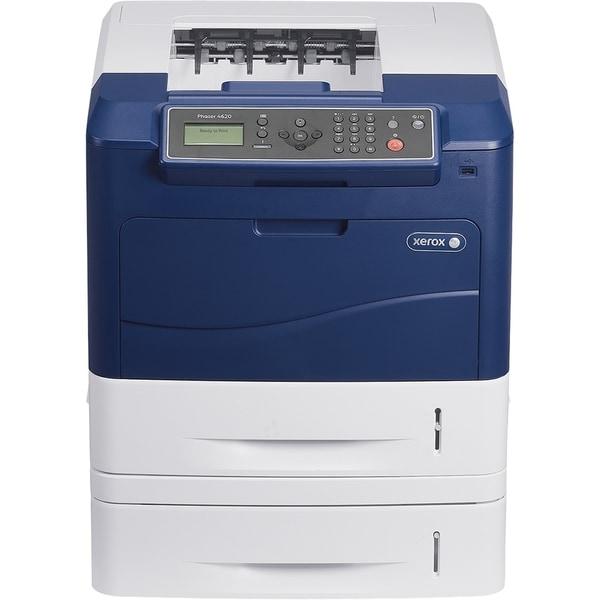 Xerox Phaser 4620DT Laser Printer - Monochrome - 1200 x 1200 dpi Prin