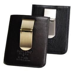 Castello 'Romano' Black Leather Money Clip|https://ak1.ostkcdn.com/images/products/5742898/Castello-Romano-Black-Leather-Money-Clip-P13474794ab.jpg?impolicy=medium