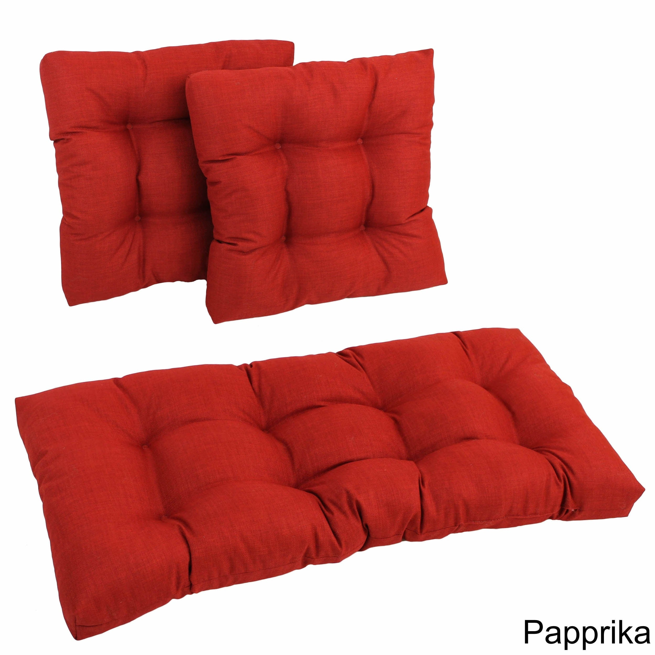 Red Square Outdoor Cushions & Pillows For Less