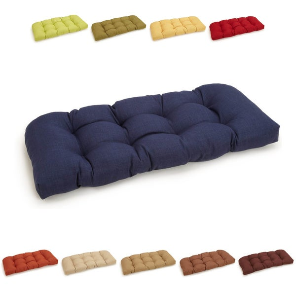 All-weather Settee Bench Cushion