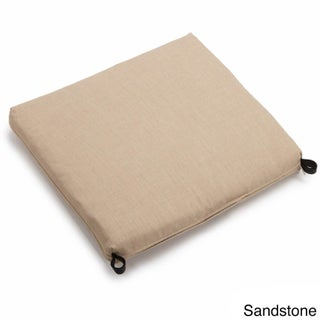 Blazing Needles 20-inch All-Weather Chair Cushion - 20 X 20