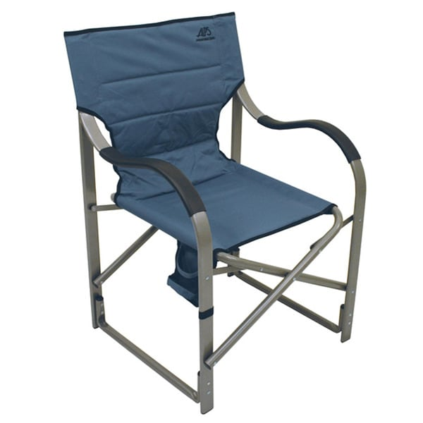 ALPS Mountaineering Steel Blue Camp Chair