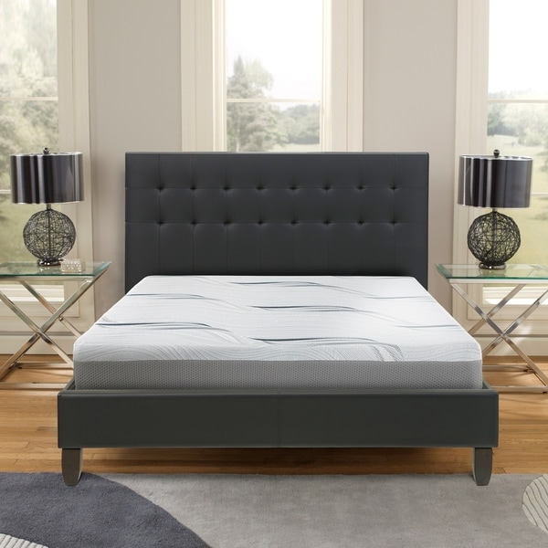 Shop Sleep Sync 6 Inch Twin Size Memory Foam Mattress On