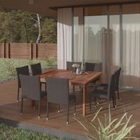Havenside Home Popham 9-piece Dining Set