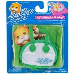 Cepia Zhu Zhu Pets Green Hamster Carrier - Thumbnail 2