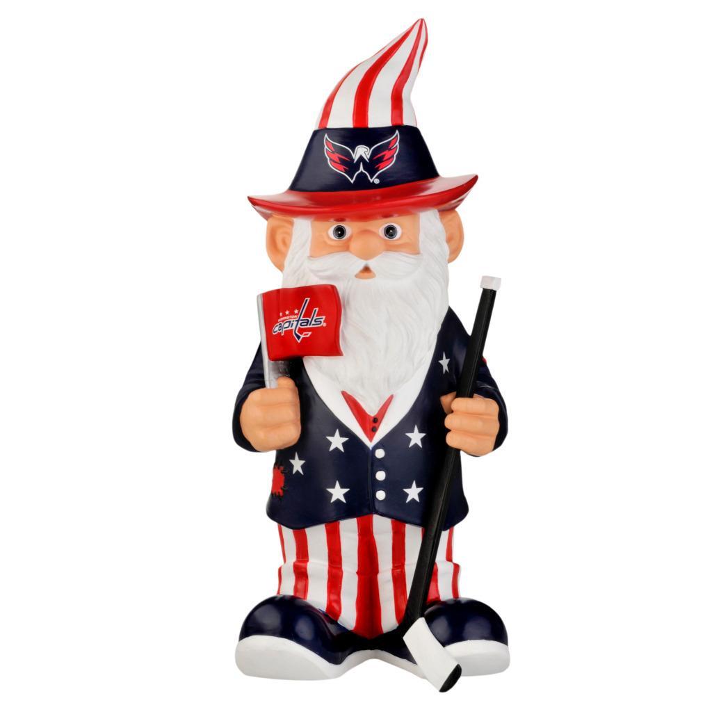 Washington Capitals 11-inch Thematic Garden Gnome