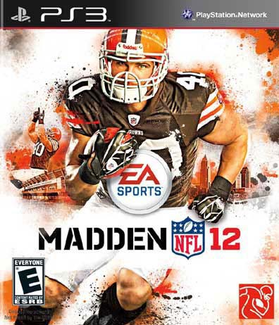 PS3 - Madden NFL Football 12 - By Electronic Arts