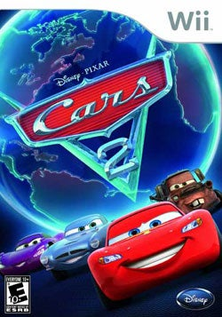 Wii - Cars 2 - By Disney Interactive