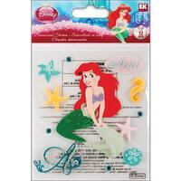 Disney Dimensional The Little Mermaid Sticker Sheet