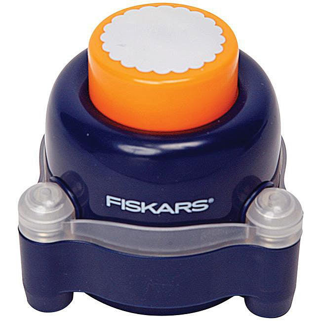 Fiskars Scalloped Circle Everywhere Punch Refill