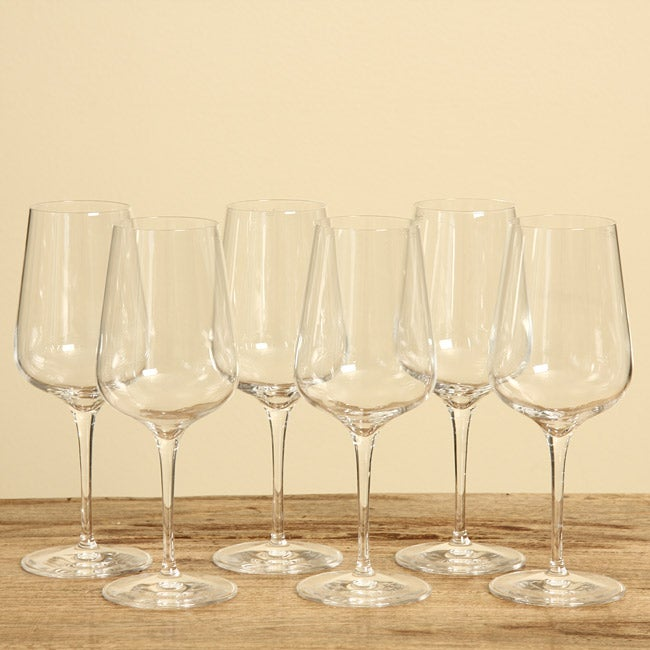 Luigi Bormioli Intenso 15.25-ounce Wine Glasses (Set of 6)