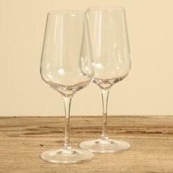 Luigi Bormioli Intenso 11.75-ounce Wine Glasses (Set of 6)