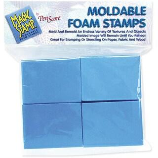 Magic Stamp Foam Blocks (Pack of 8)