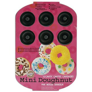 Mini Doughnut 12-cavity Pan