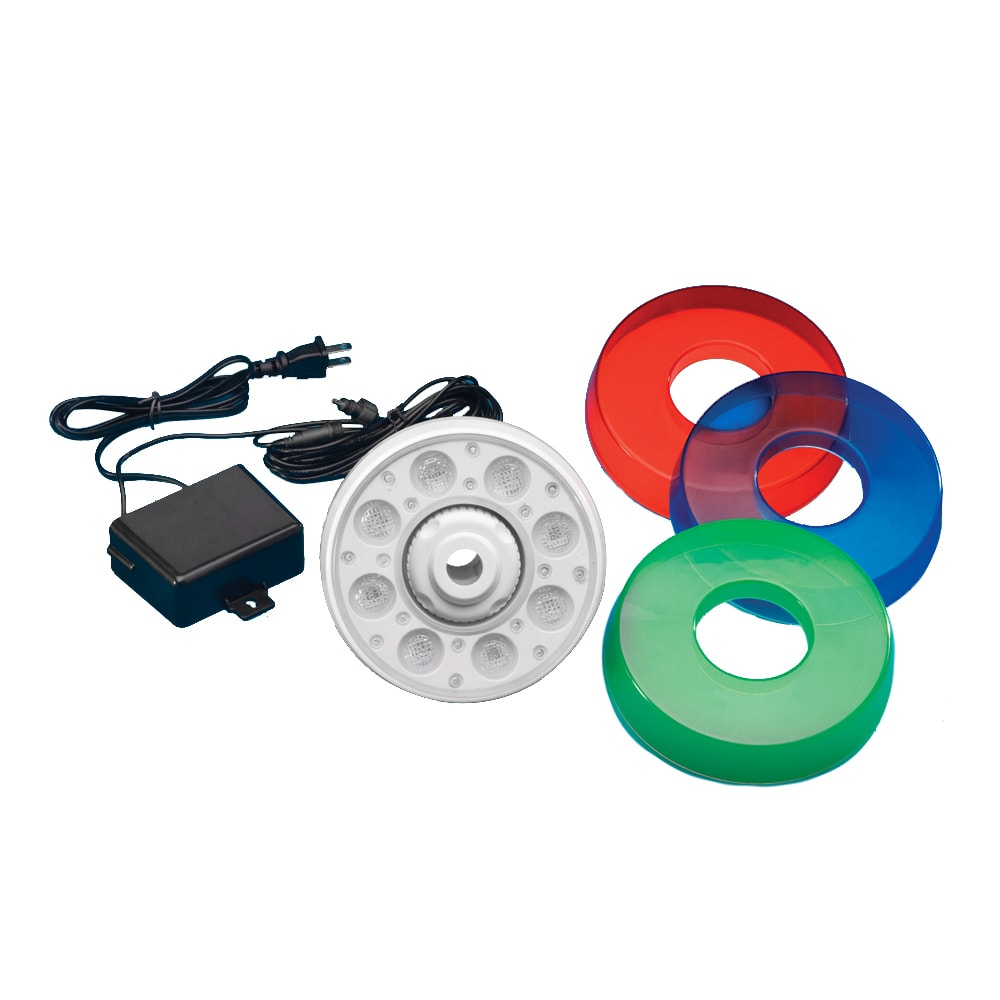 Blue Wave Thru-Wall Light for Above Ground Pools (Plastic)